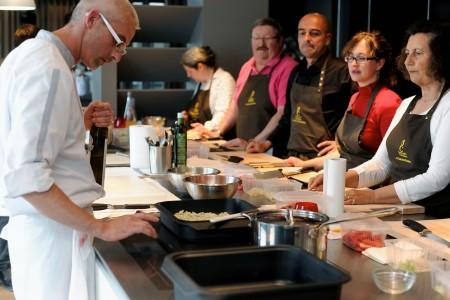 Organiser un s minaire espace entreprise for Atelier de cuisine gastronomique
